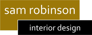 Sam Robinson Interior Design Logo